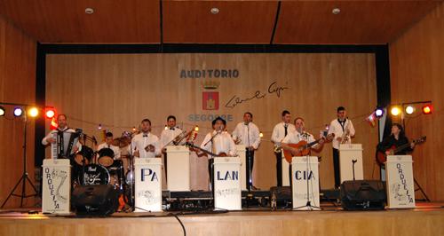 Orquesta Palancia en Segorbe