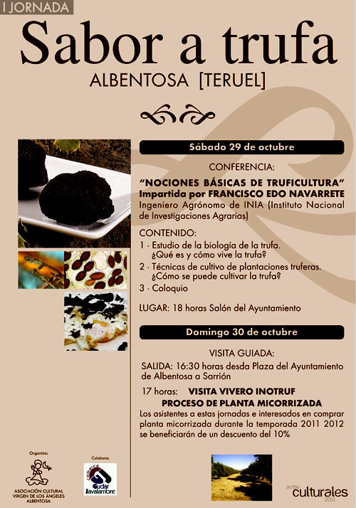 I Jornada Sabor a Trufa - Albentosa (Teruel)
