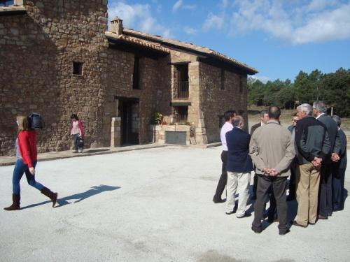 Masías de Teruel
