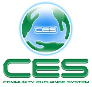 """Logotipo del """"Sistema de Intercambios Comunitarios - CES"""""""