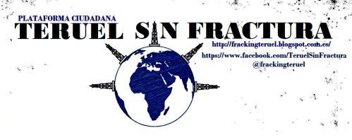 Logo de Teruel Sin Fractura.