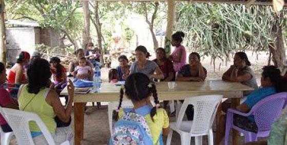 Imagen del Proyecto en Isla de Ometepe en Nicaragua