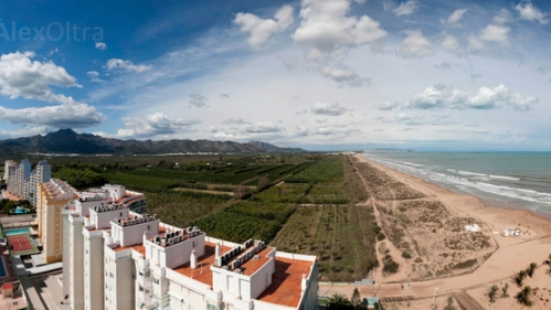 Playa de l'auir - Xeresa - Gandia.